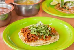 Taco Longaniza