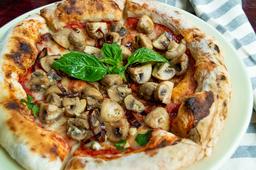 Pizza Funghi del Bosque
