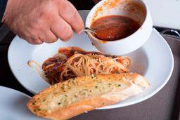 Spaghetti a la Ruotta