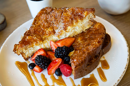 French Toast a la Crema