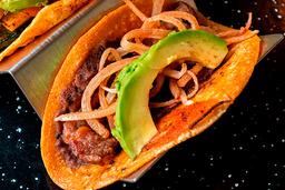 Taco Cachetada de Ribeye