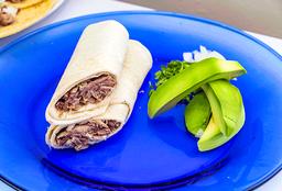 Burrito de Barbacoa de Res