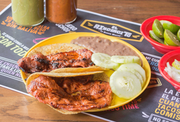 Taco Carne Enchilada