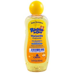 Shampoo Ricitos de Oro Manzanilla 100 mL