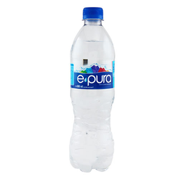 Agua E-Pura Botella 600 mL