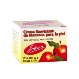 Crema Suavizante De Manzana 30Gr