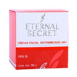 Crema Antiarrugas 40+ 50Gr Eternal Sec