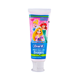 Pasta Dental Oral B Stages Bubble Gum 75 Ml