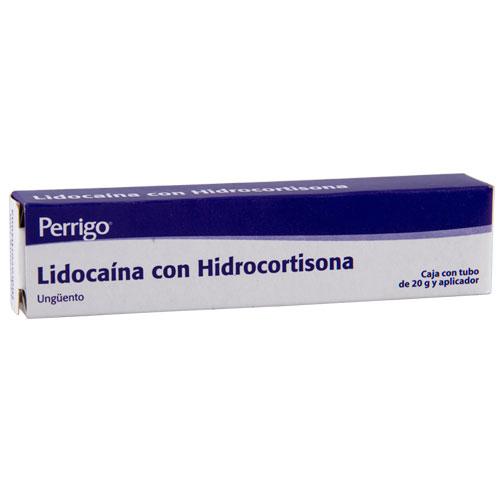 Comprar Hidrocortisona/Zinc/Lido/Alum Ung 20Gr