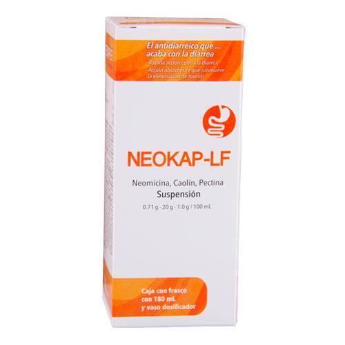 Comprar Neomicina/caoli/pectin Susp