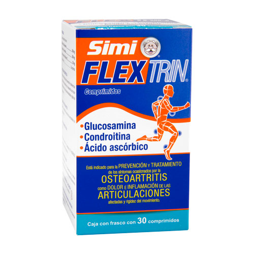 Comprar Simiflex Trin 30Comp Gluc/Condr/Ac Ascor