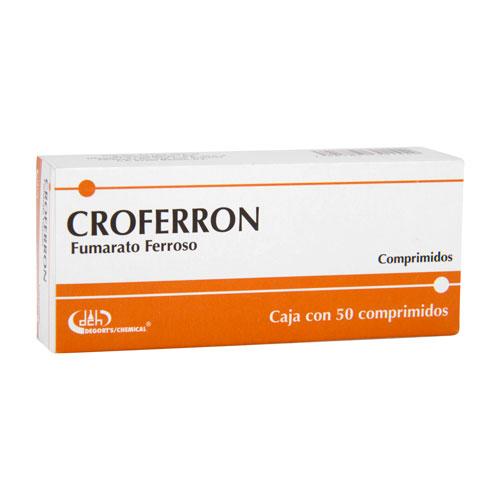 Comprar Croferron 50 Comprimidos (200 Mg)