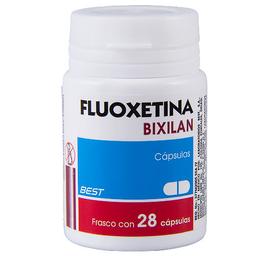 Fluoxetina 20Mg 28Cap