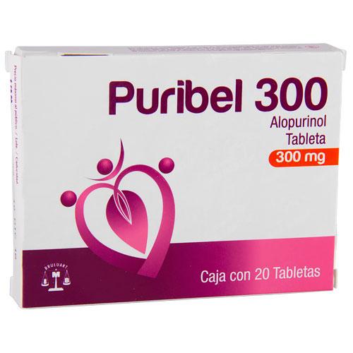 Comprar Alopurinol 300Mg 20Tab