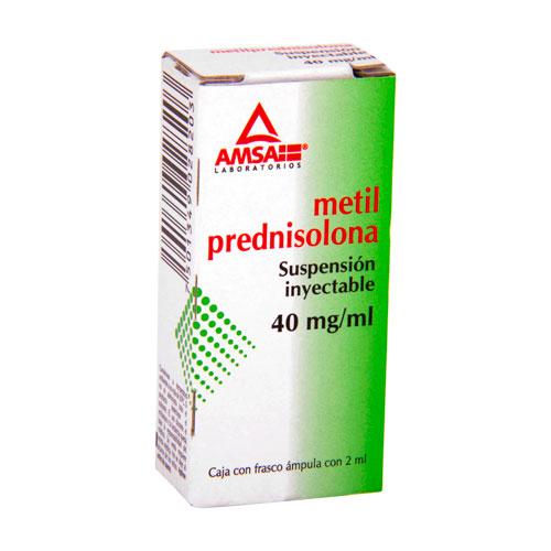 Comprar Metilprednisolona 40Mg/1Ml Amp