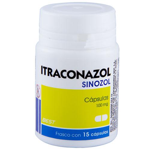 Comprar Itraconazol 100Mg 15Cap