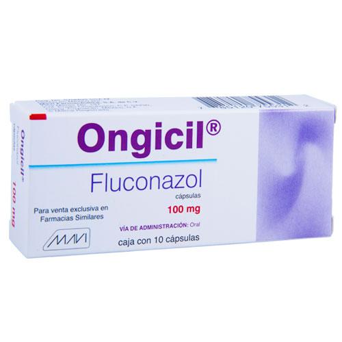 Comprar Fluconazol 100Mg 10Cap