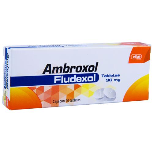 Comprar Ambroxol 30Mg 20Comp