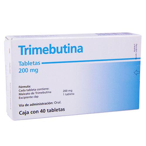 Comprar Trimebutina 200Mg 40Tab