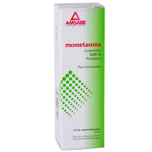 Comprar Mometasona 50Mcg Ped 60Dosis