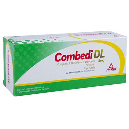 Comprar Diclofenaco/b1/b6/b12 6amp+3jer