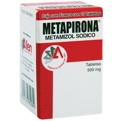 Comprar Metamizol 500Mg 10Comp