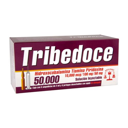 Comprar Hidroxocobalamina 50000Ui 5Amp