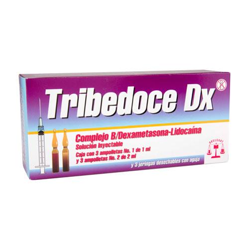 Comprar Dexametasona/Lido/B1B6B12 6Amp