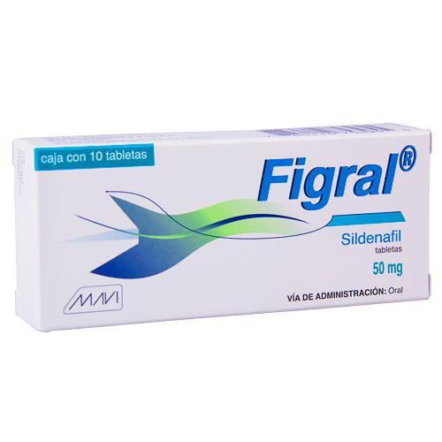 Comprar Figral (50 Mg)