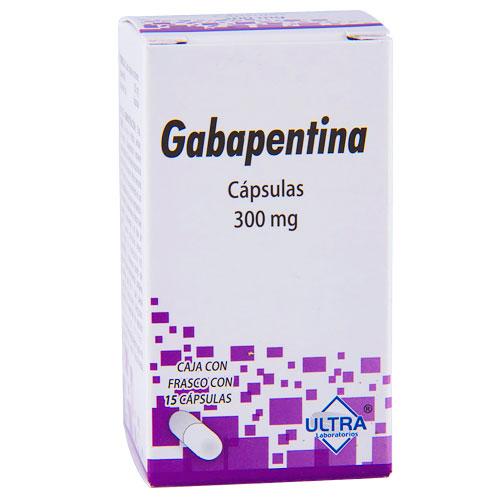 Comprar Gabapentina (300 Mg)