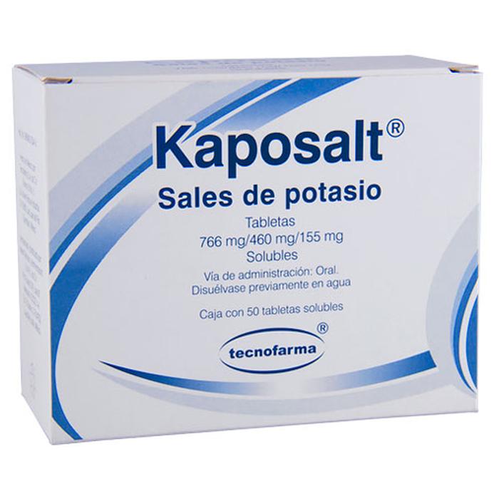 Comprar Sales De Potasio 50Tab Soluble