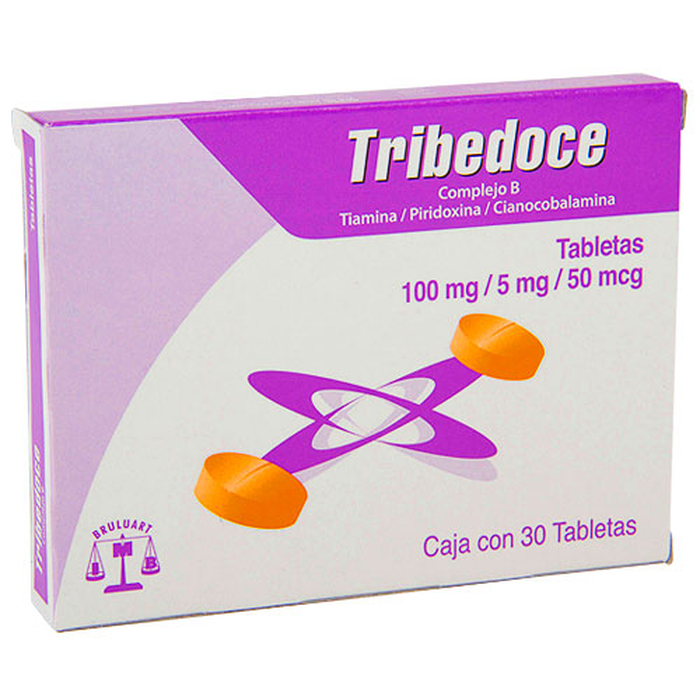 Comprar Tribedoce tabletas