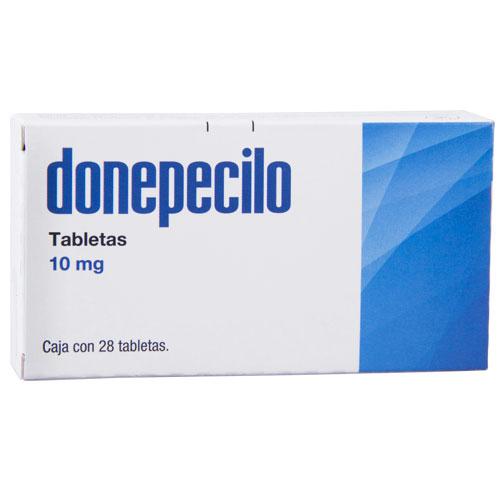 Comprar Donepecilo 28 Tabltas (10 Mg)
