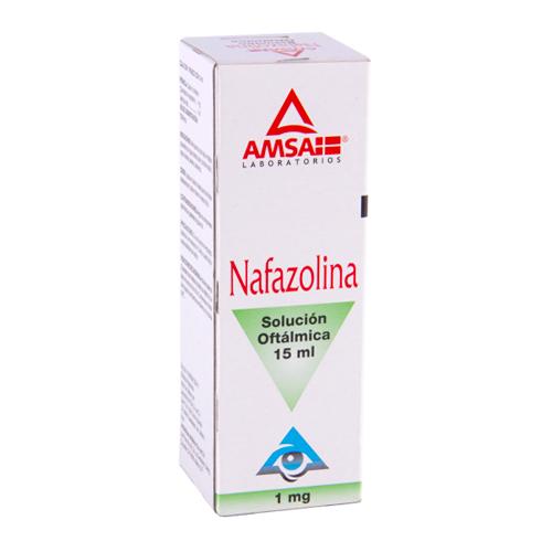 Comprar Nafazolina Solución 15 Ml (1 Mg)