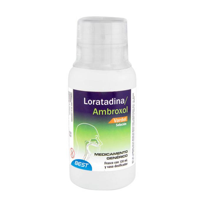 Comprar Loratadina/Ambrox Sol 120Ml