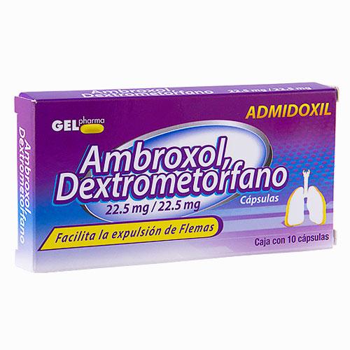 Comprar Ambroxol/Dextrometorfano tratamiento de la bronquitis