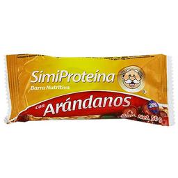 Barra Nutri Arandano 50Gr Simiproteina
