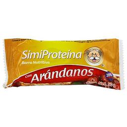 Barra De Proteína Simiproteína Con Amendras 50 G