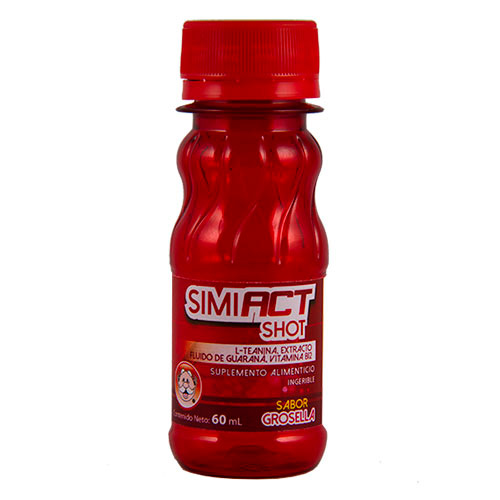 Comprar Suplemento Alimenticio Simiact Shot Sabor Grosella