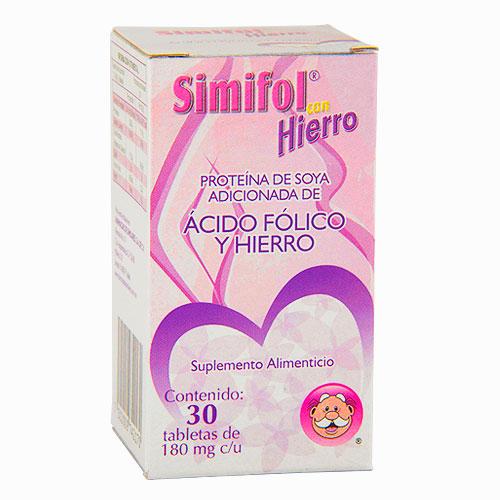 Comprar Simifol Ac Folico/hierro