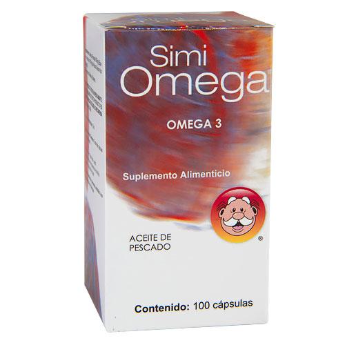 Comprar Omega 3 150Mg 100Cap Simiomega