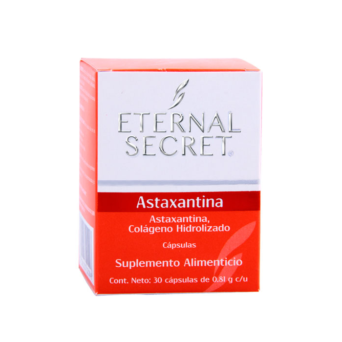 Comprar Astaxantina/Colag 30Cap Eternal Secret