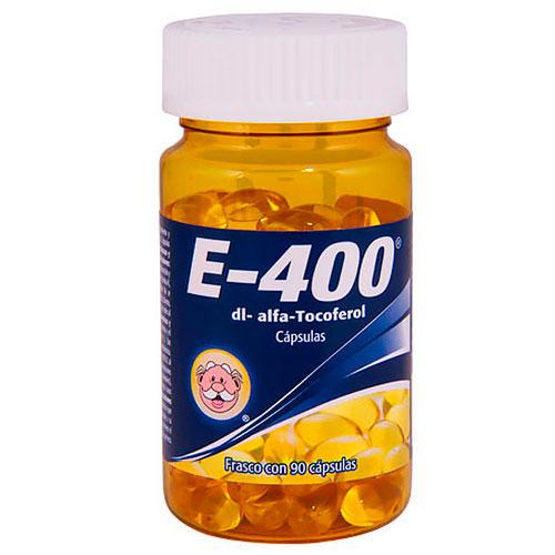 Comprar Vitamina-E 400Mg 90Cap