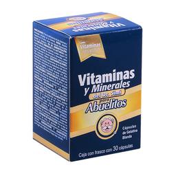 Vitaminas P/Abuelitos 30Cap Dr Simi