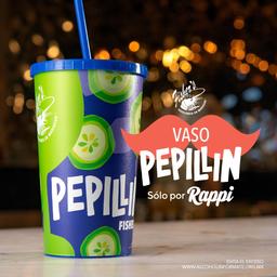 Vaso Pepillin 32oz
