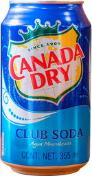 Agua Mineral Canada Dry