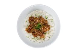 Teriyaki Bowl Sesame Chicken