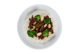 Teriyaki Bowl Beef Broccoli