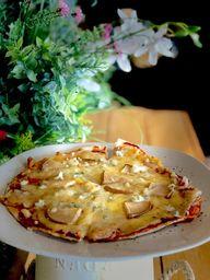 Pizza de Pera