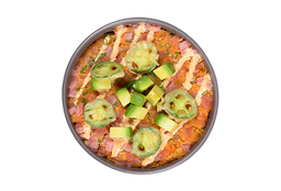 Tuna Tartar Spicy Bowl